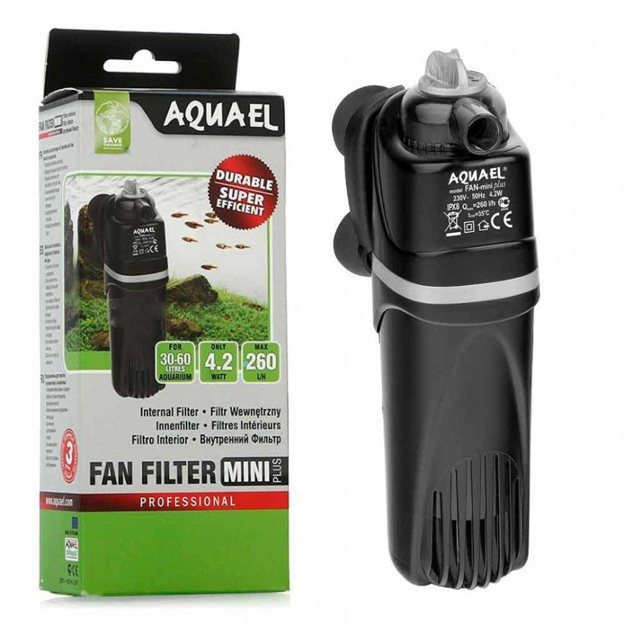 Фільтр ​Aquael FAN Mini Plus, 260 л / год.